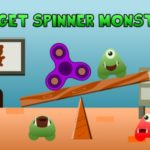 Fidget Spinner Monster
